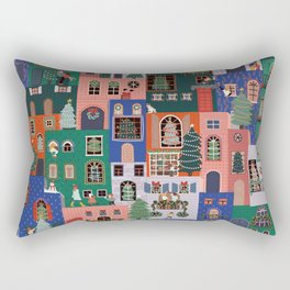 We are all in this together, Merry Christmas Rectangular Pillow