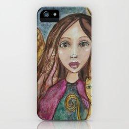 Spirit Traveler  iPhone Case