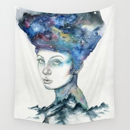 Weight of the World Wall Tapestry