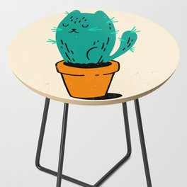 Cat-tus Side Table