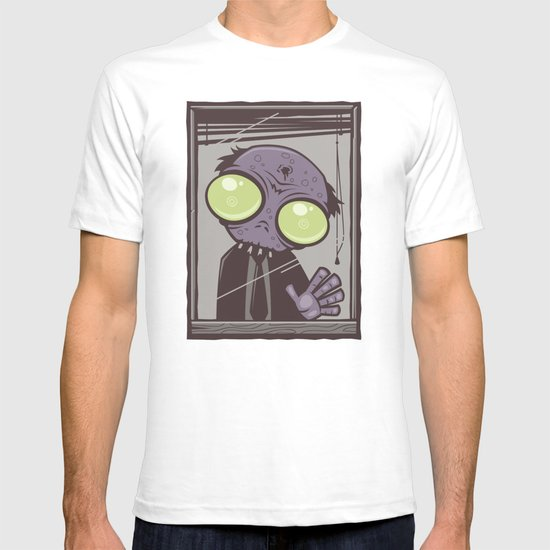 Office Zombie T-shirt