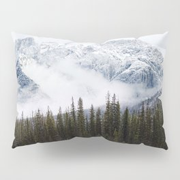 Adventure Mountain Pillow Sham