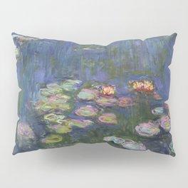 Water Lilies - Claude Monet Pillow Sham