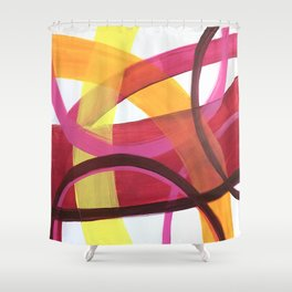 MERENGUE Shower Curtain