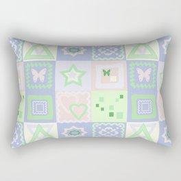 Pastel . Childhood Rectangular Pillow