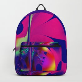 Fractal Triptych Backpack