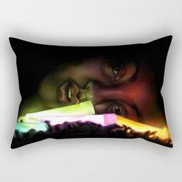 Turn Down for You Rectangular Pillow