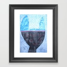 Bunny#2 Framed Art Print