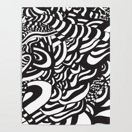 Op art series Poster