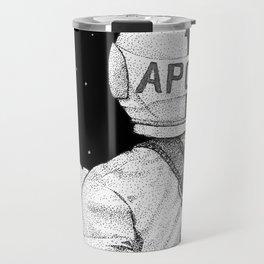 Apollo 11 galaxy Travel Mug