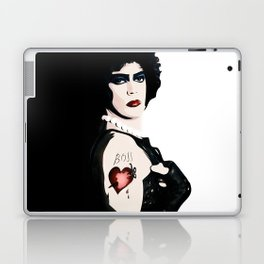 Dr Frank n Furter - Rocky Horror Picture Show Laptop & iPad Skin