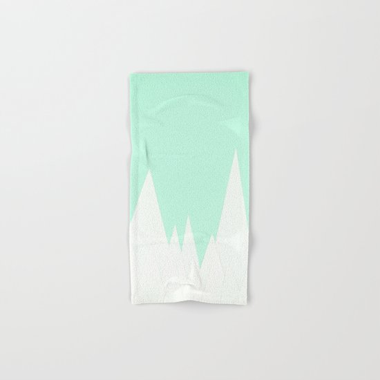 Winter Landscape Hand & Bath Towel