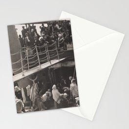Alfred Stieglitz - The Steerage (1907) Stationery Cards