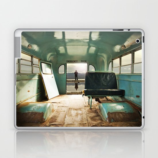 Emergency Door Laptop & iPad Skin