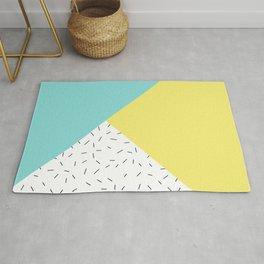 Geometry love Rug