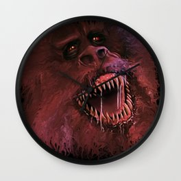The Crate Beast Wall Clock