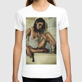 Scorned woman T-shirt