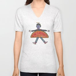 Taco Royalty Unisex V-Neck