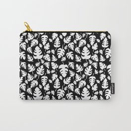 Monstera imprint Carry-All Pouch
