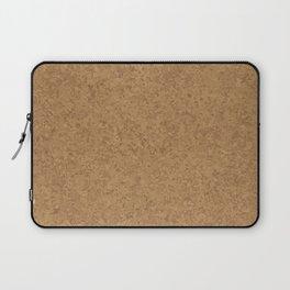 Cork Board Background Laptop Sleeve