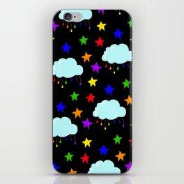 I wish it could rain colors iPhone Skin