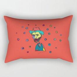 vincent van gogh Rectangular Pillow