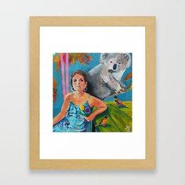 A Brief Biography No. 1 Framed Art Print