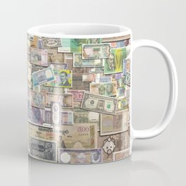 Foreign Exchange by John Logan Coffee Mug