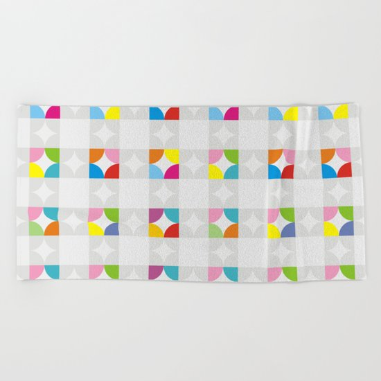 Pattern GMTRC-P1 Beach Towel