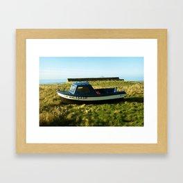 Ashore Framed Art Print