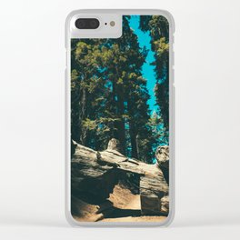 Sequoia Clear iPhone Case