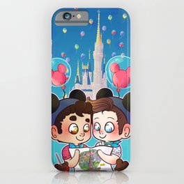 Sweet Day iPhone Case