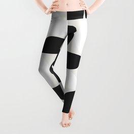 Modern Geometric Seamless Pattern Mid Century XIV Leggings