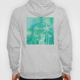 Mermaid III - Ice Queen Hoody