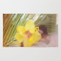 aloha Area & Throw Rugs featuring Aloha by Webe Love