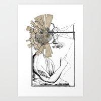 mindbody Art Print