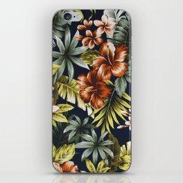 Floral V1 iPhone Skin