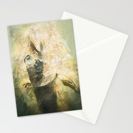Lovecraft Fish Stationery Cards