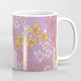 FLOWERS IN BLOOM Coffee Mug
