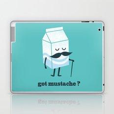Got mustache? Laptop & iPad Skin