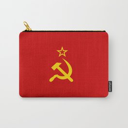 Flag of USSR Carry-All Pouch