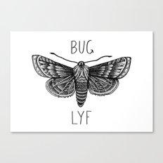 Bug Lyf II Canvas Print