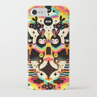 high iPhone & iPod Cases featuring Flying High by Muxxi