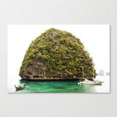 Phuket Island Canvas Print