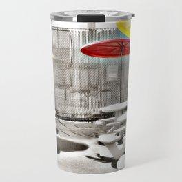 Coney Island Eats Photography Travel Mug