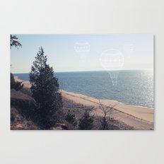 Hot Air Canvas Print