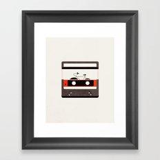 Audio Revolution Framed Art Print