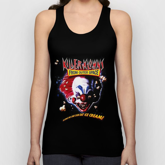 killer klowns from outer space  Unisex Tank Top