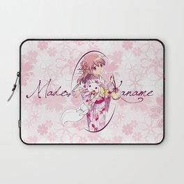 Madoka Kaname - Yukata vers. (edit. 2) Laptop Sleeve