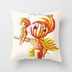 bugaboo Throw Pillow